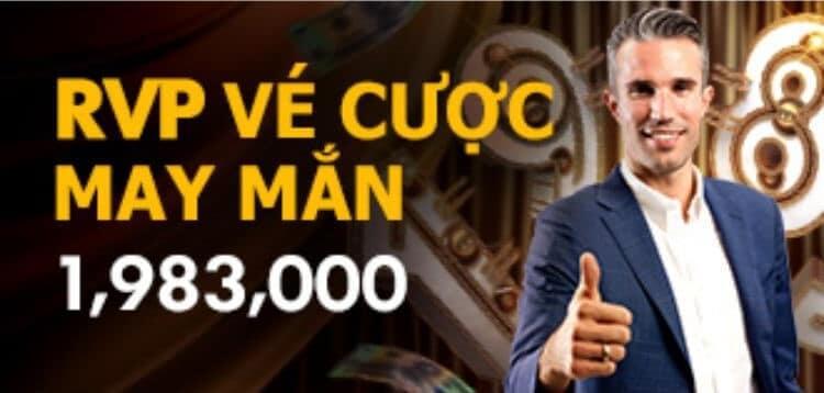 Vé Cược May Mắn, Thưởng Tới 1,983,000 VNĐ Cùng Thể Thao BK8