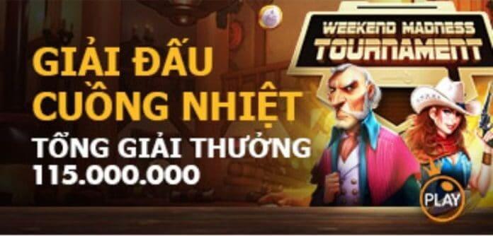 Giải đấu slot BK8