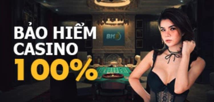 Giải Cứu Casino, Nhận Hoàn Trả Tới 1 Triệu Đồng Mỗi Ngày Tại BK8