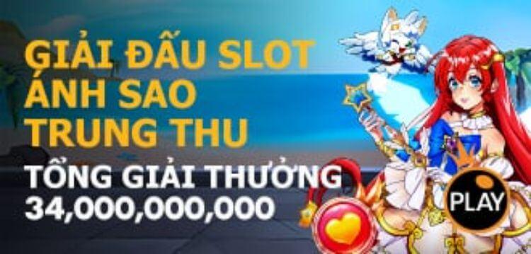 Vui mùa trăng mới – Tranh hạng giải đấu Slot DAILY WINS